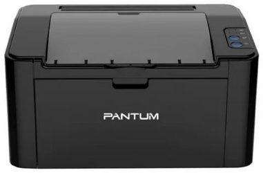 Как подключить принтер pantum p2207 к ноутбуку?
