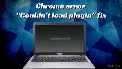 Could load plugin что делать?